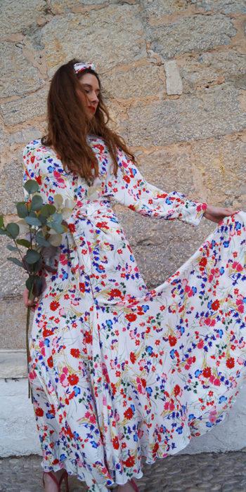 Kimonos para novias.