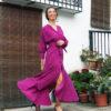 lunares kimono