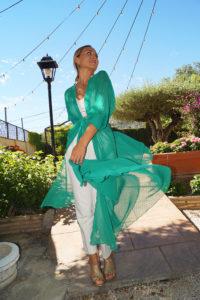 kimono gasa plumeti verde12