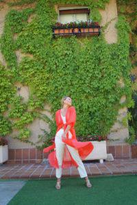 kimono volante gasa coral7