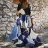kimono tanzania azul3
