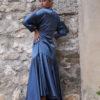 zafiro vestido